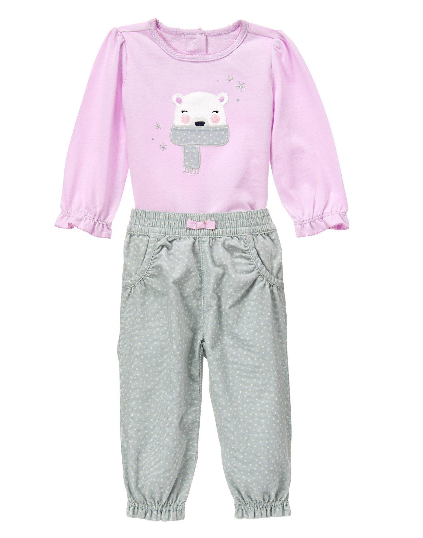 Gymboree Baby Girl & Boy Cubs & Hugs Winter 2 11 14 16
